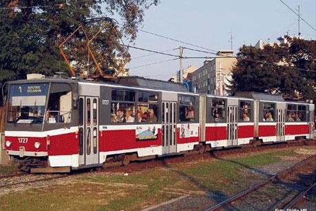 Tramvaj ČKD Tatra KT8D5