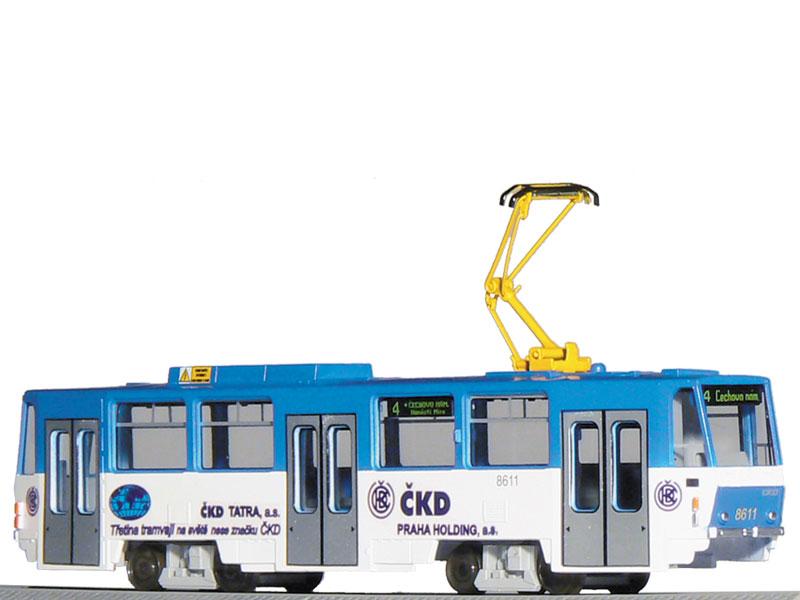 Tramvaj ČKD Tatra T6A5