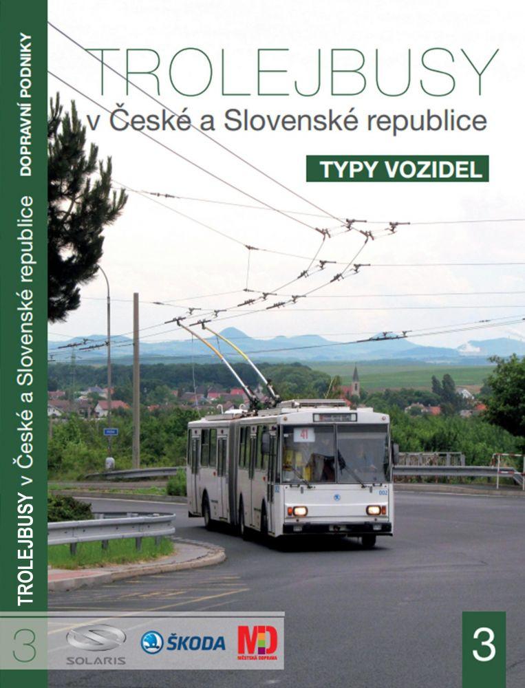 DVD trolleybuses in Czech und Slovak Republic