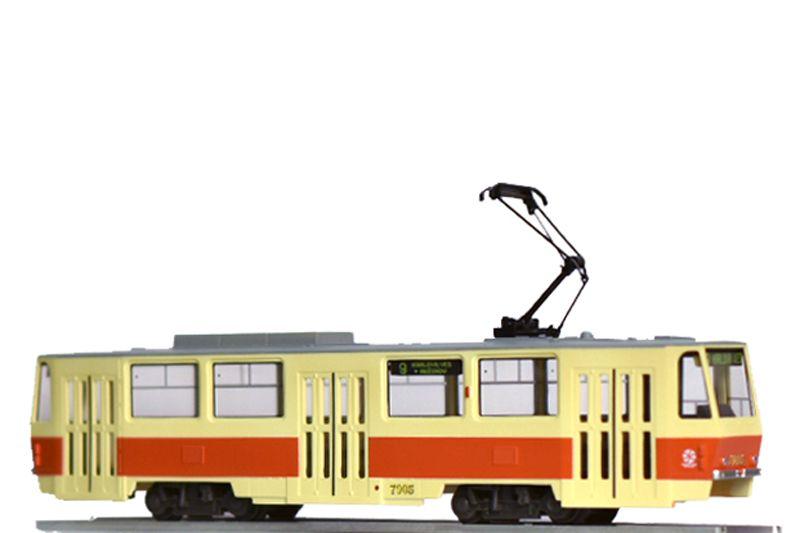 Tramway ČKD Tatra T6A5