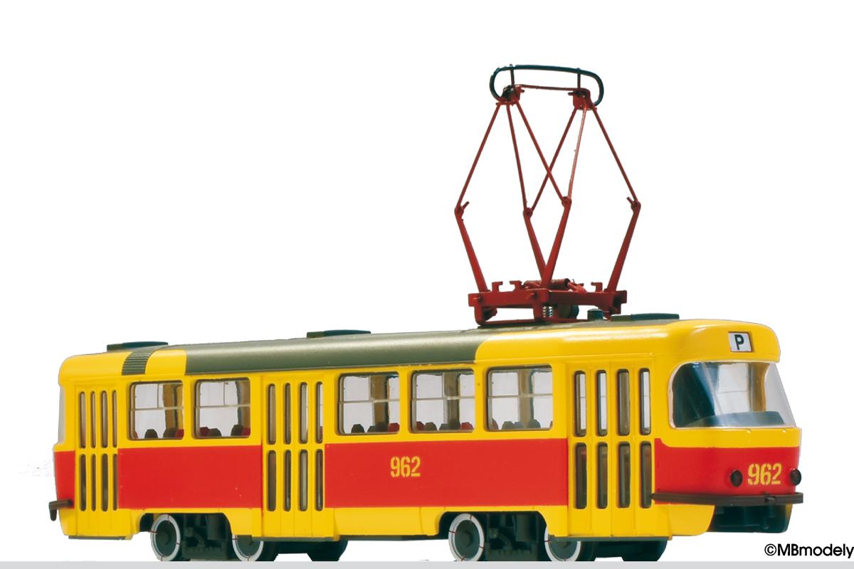 Tramway ČKD Tatra T3SU