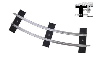 Curved track R220mm (2pcs)